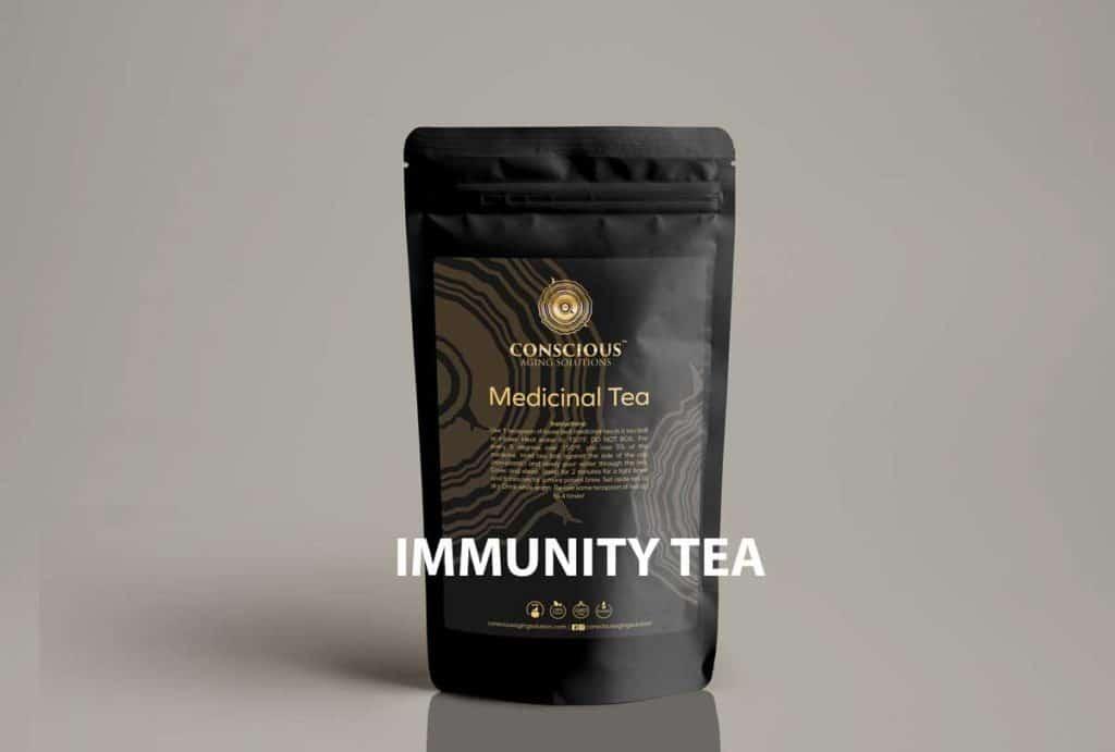 Conscious Aging Solutions Immunity Tea