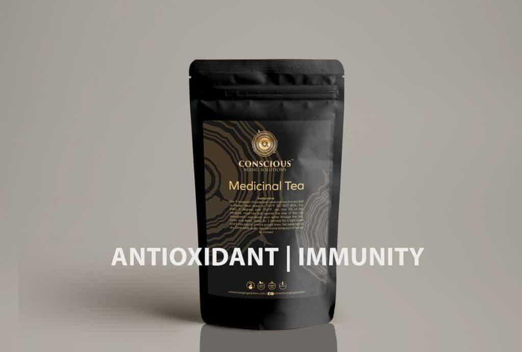 Conscious Aging Solutions Antioxidant-Immunity Tea
