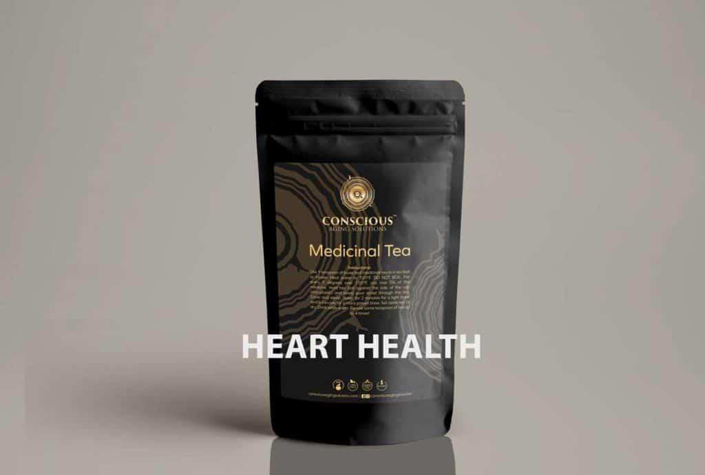 Conscious Aging Solutions Heart Health Tea