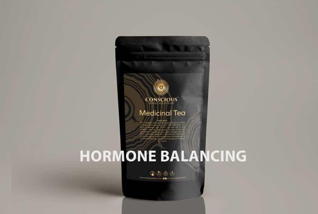 Conscious Aging Solutions Hormone Balancing Tea