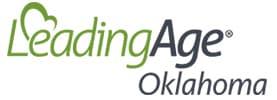 Leading Age Oklahoma logo