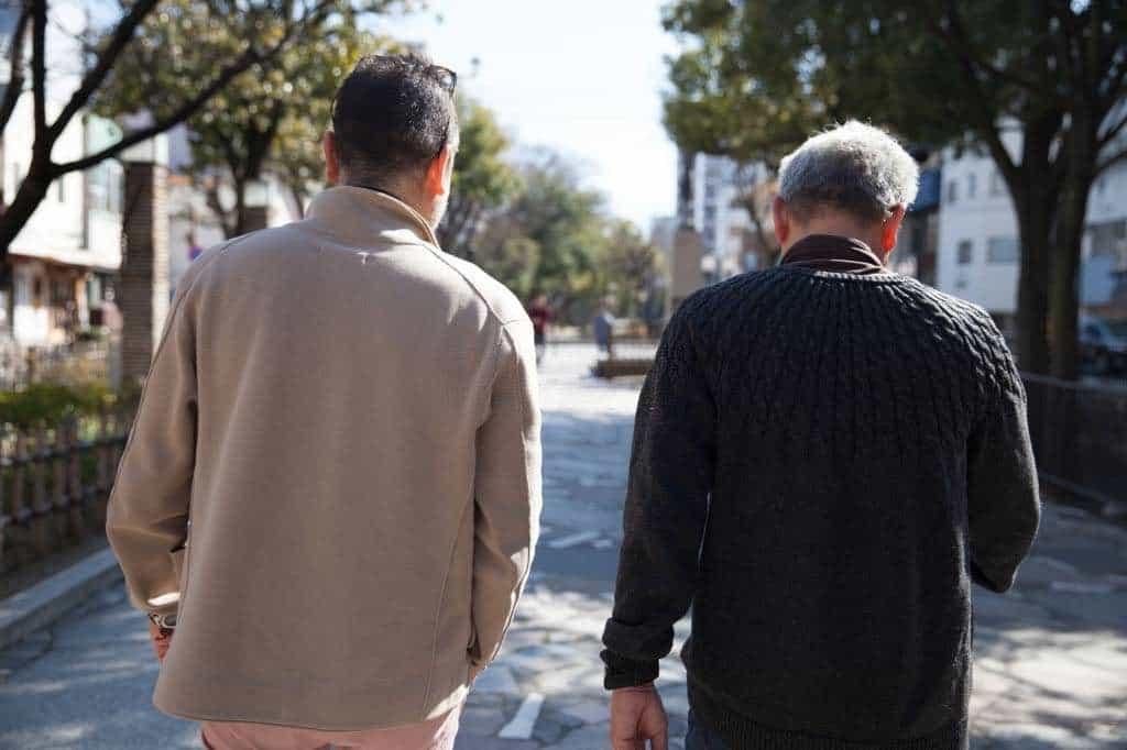 elderly care management plan walking in tulsa