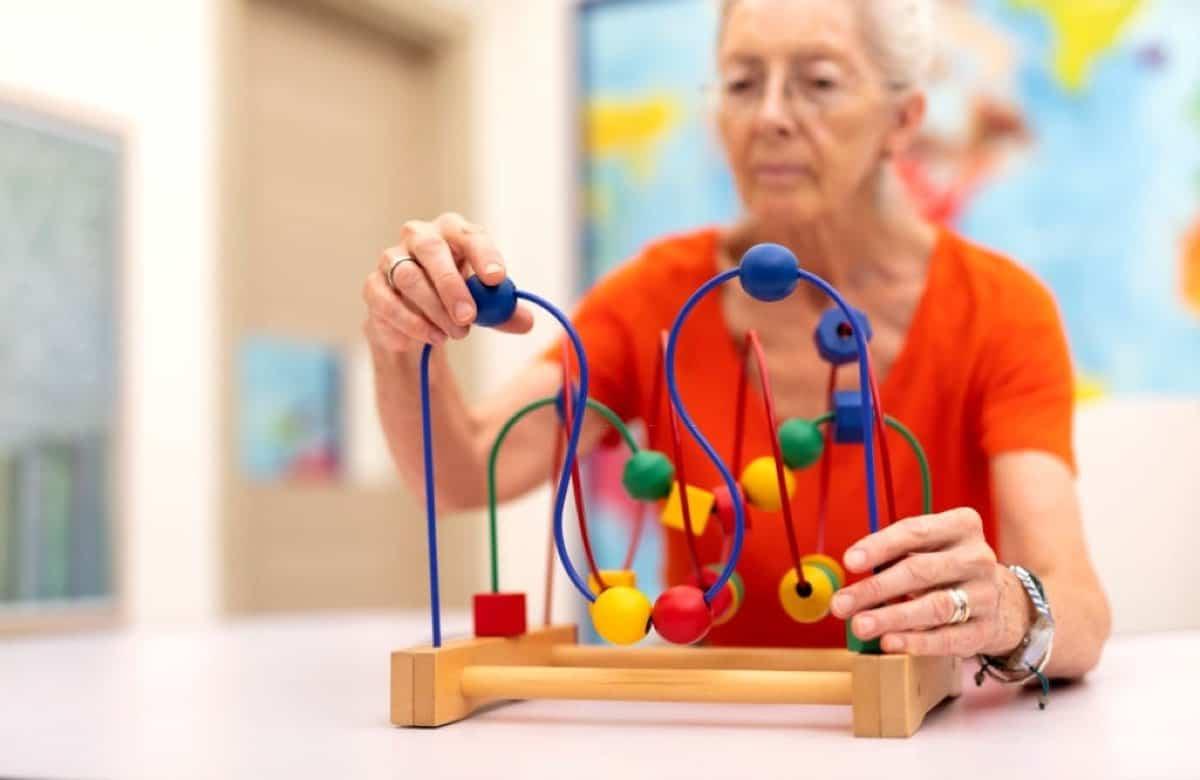 memory exercise alzheimer